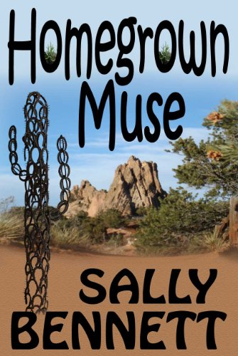 Homegrown Muse front cover, 1st edition