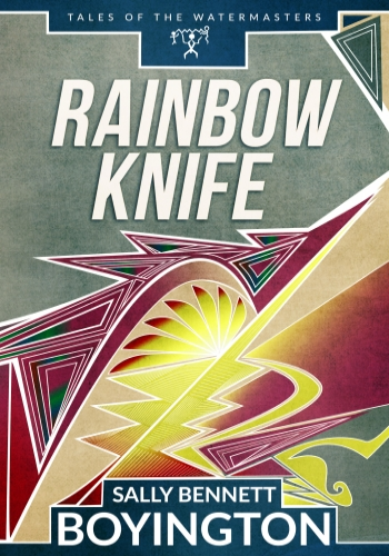 placeholder front cover for Rainbow Knife